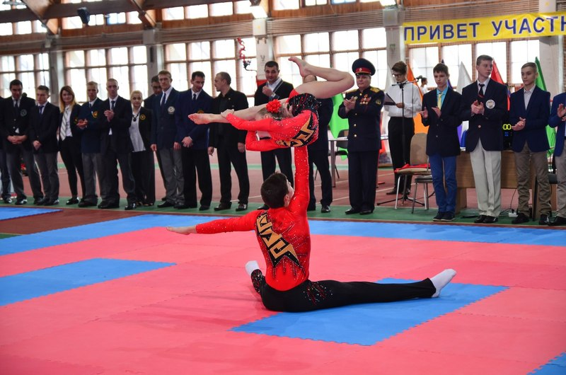 IX International competitions in karate
