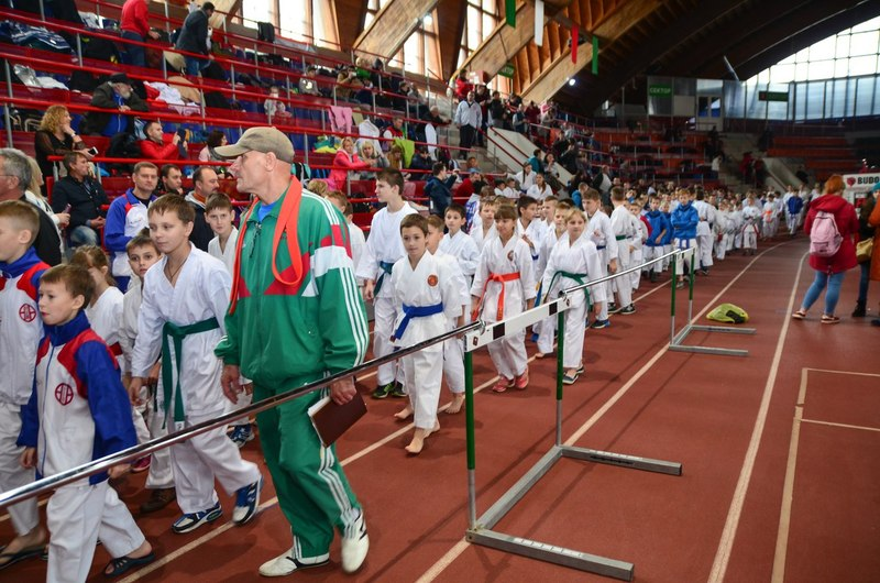 International karate competitions  «GOMEL OPEN CUP 2017»